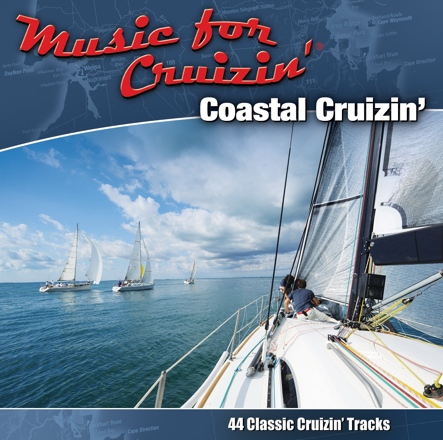 M4C coastal cruizin cover