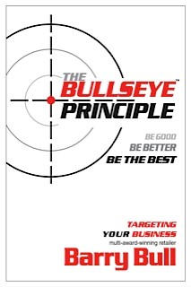 the bullseye principle bundle book cd stamp