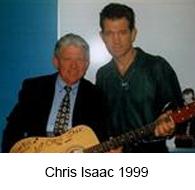 30Chris Isaac 1999