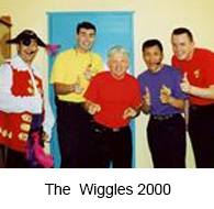 40The Wiggles 2000
