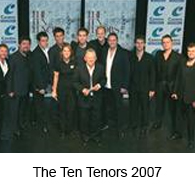 53The Ten Tenors 2007