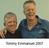55Tommy Emmanuel 2007