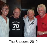 58The Shadows 2010