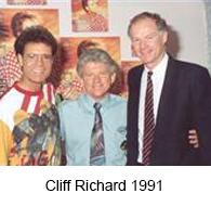 17Cliff Richard 1991