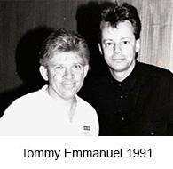18Tommy Emmanuel 1991-1