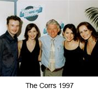 27The Corrs 1997