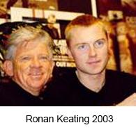 45Ronan Keating 2003
