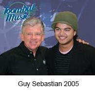 46Guy Sebastian 2005