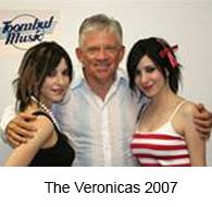 54The Veronicas 2007