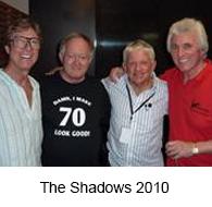 58The Shadows 2010